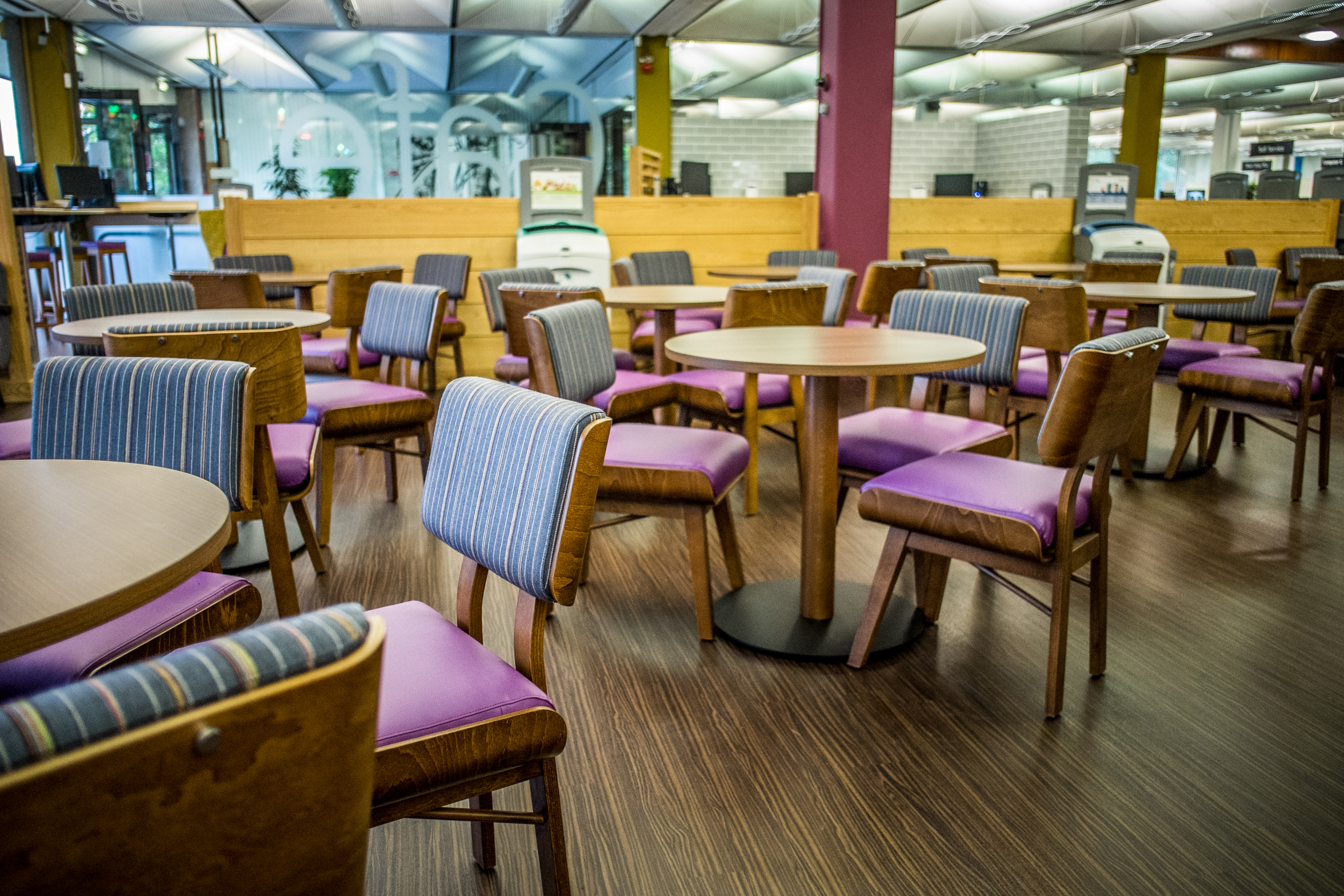 University of nottingham hallward library