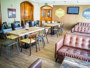 Hops Bar – Nottingham University Park