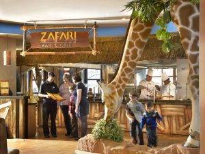 Zafari Restaurant – Chessington World of Adventure